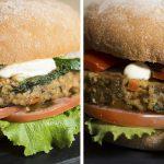 Nuevas hamburguesas veganas